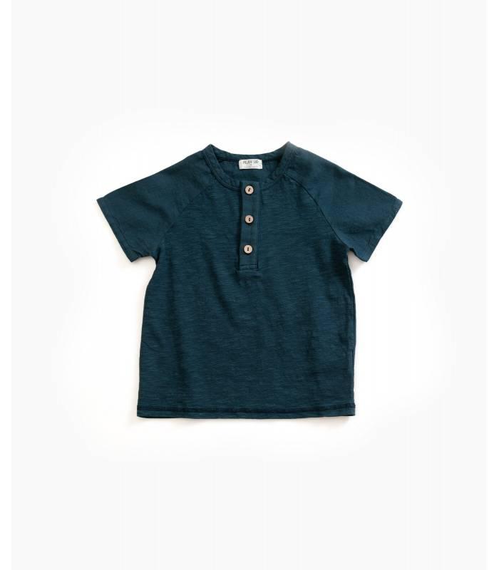 PLAY UP Camiseta botones de coco