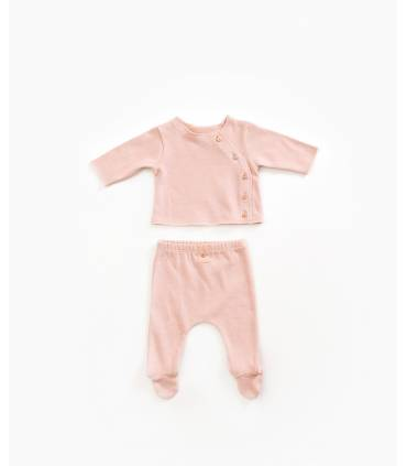 Organic cotton set|Play up