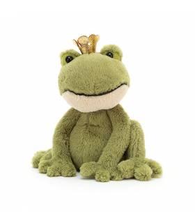 JELLYCAT Felipe Frog Prince Small
