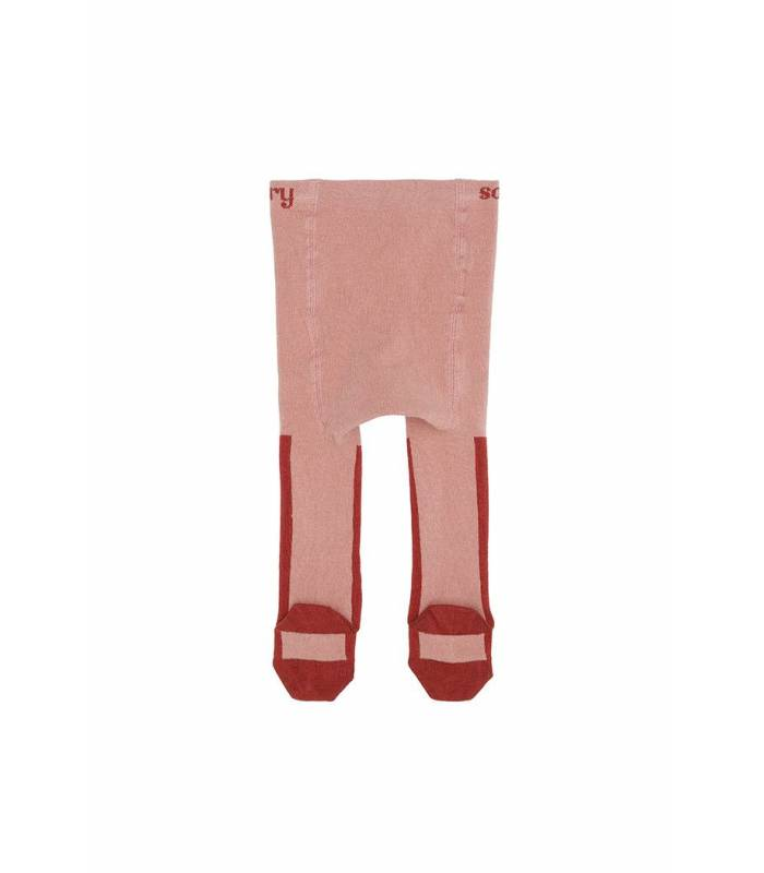 SOFT GALLERY MP Light Pink Baby Tights