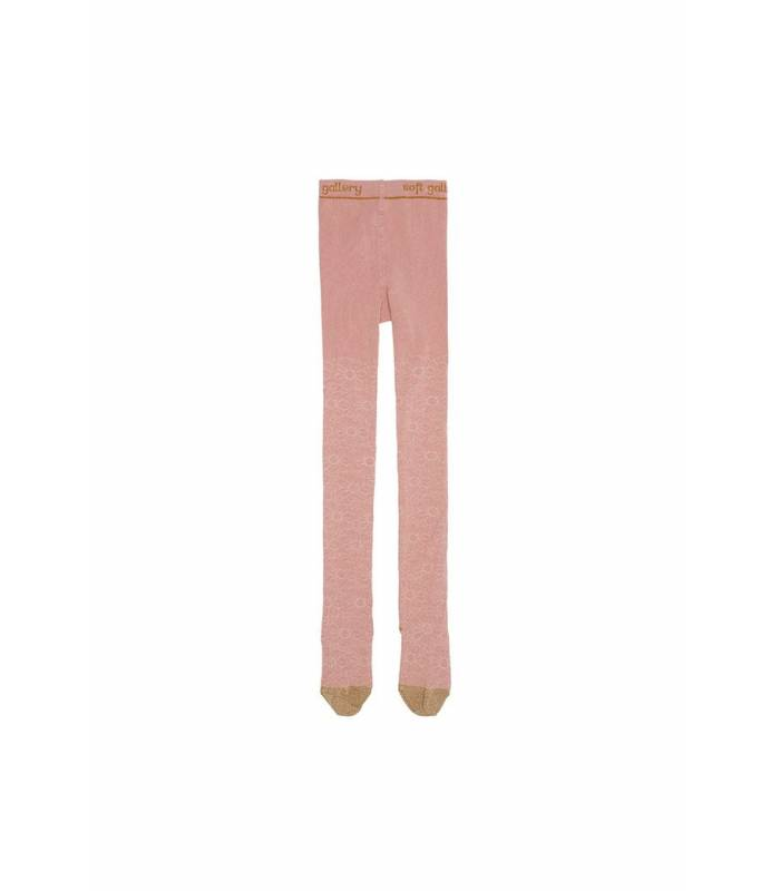 SOFT GALLERY MP Light Pink Tights