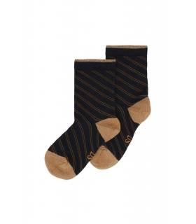 SOFT GALLERY MP Striped Socks