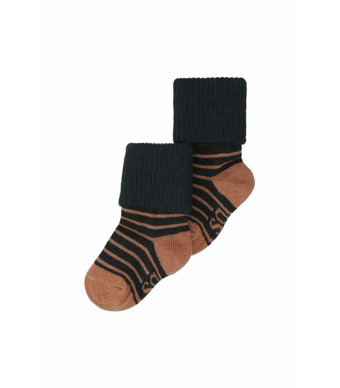 SOFT GALLERY MP Striped Baby Socks
