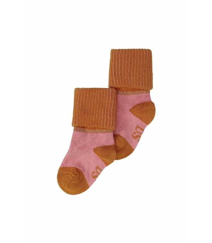 SOFT GALLERY MP Pink Baby Socks