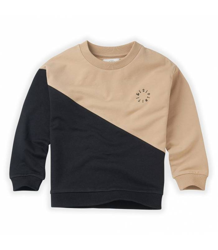 SPROET & SPROUT SWEATSHIRT COLOURBLOCK