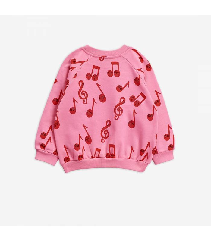 MINI RODINI NOTES SWEATSHIRT