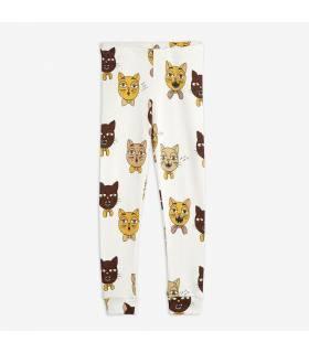 MINI RODINI CAT CHOIR LEGGINGS