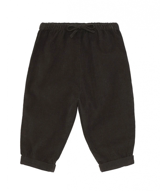 SOFT GALLERY CAYSON PANTS BLACK