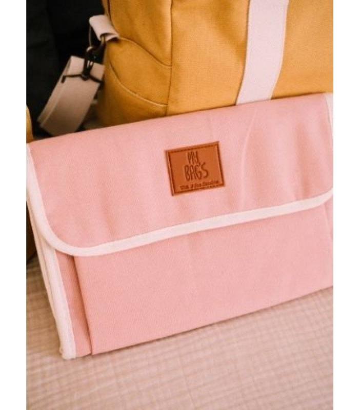 MY BAG´S CHANGER HAPPY FAMILY ROSE