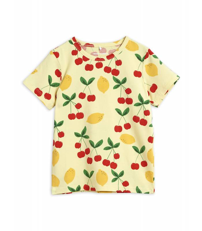 Mini Rodini Cherry Lemonade T-shirt