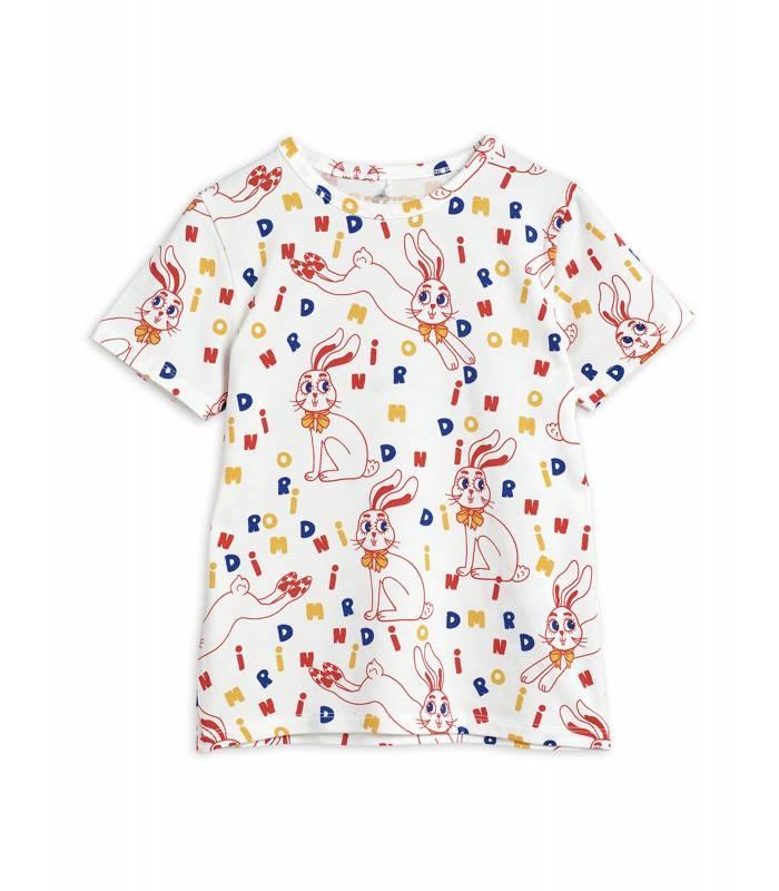 Mini Rodini MR Rabbit T-shirt