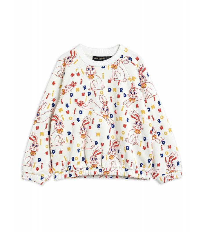 Mini Rodini MR Rabbit Sweatshirt