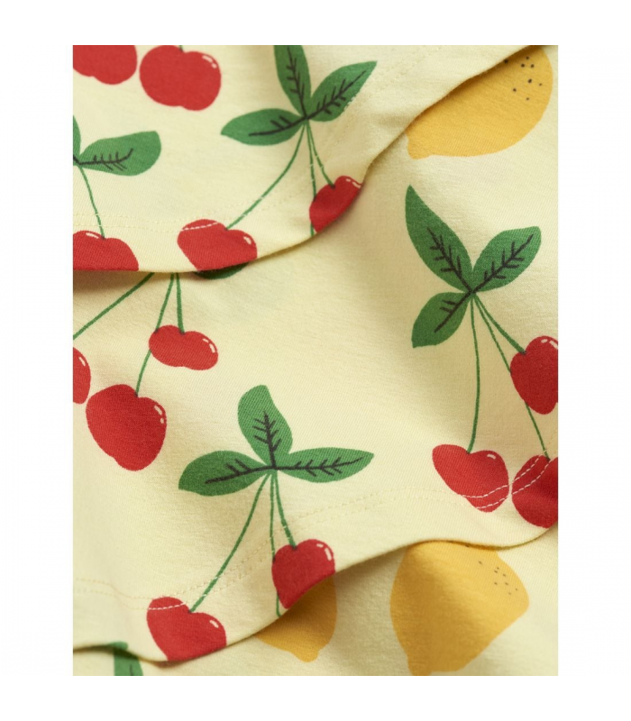Mini Rodini Cherry Lemonade Dress