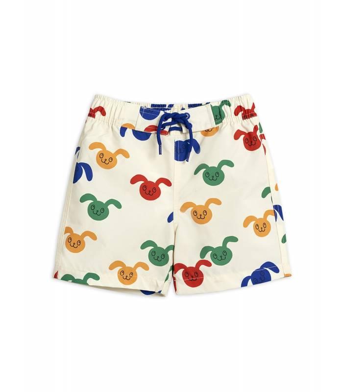 Mini Rodini Rabbit Swim Shorts
