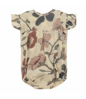 Soft Gallery Fran Jumpsuit Powder Puff Floral