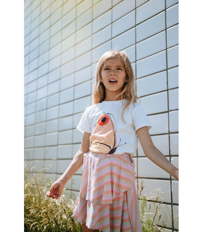 Soft Gallery Bass T-shirt Butterfly