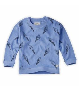 Sproet&Sprout Sweatshirt Terry Print Ice Cream