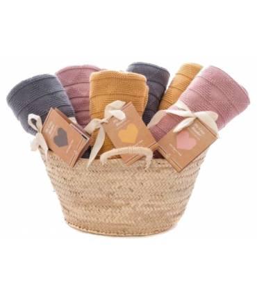 Organic Cotton Blanket My Bags