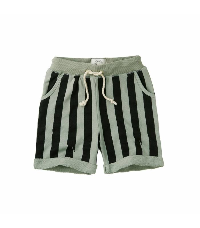 Sproet&Sprout Short Painted Stripe