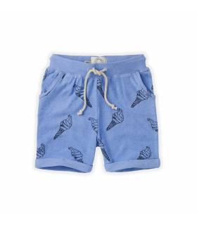 Sproet&Sprout Short Terry Print Ice Cream
