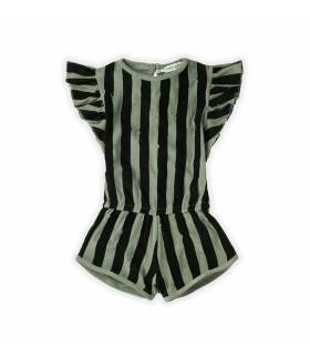 Sproet&Sprout Jumpsuit Painted Stripe