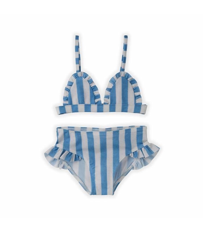 Sproet&Sprout Denim Stripe Bikini