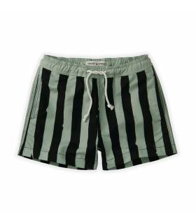 Sproet&Sprout Swimshort Painted Stripe