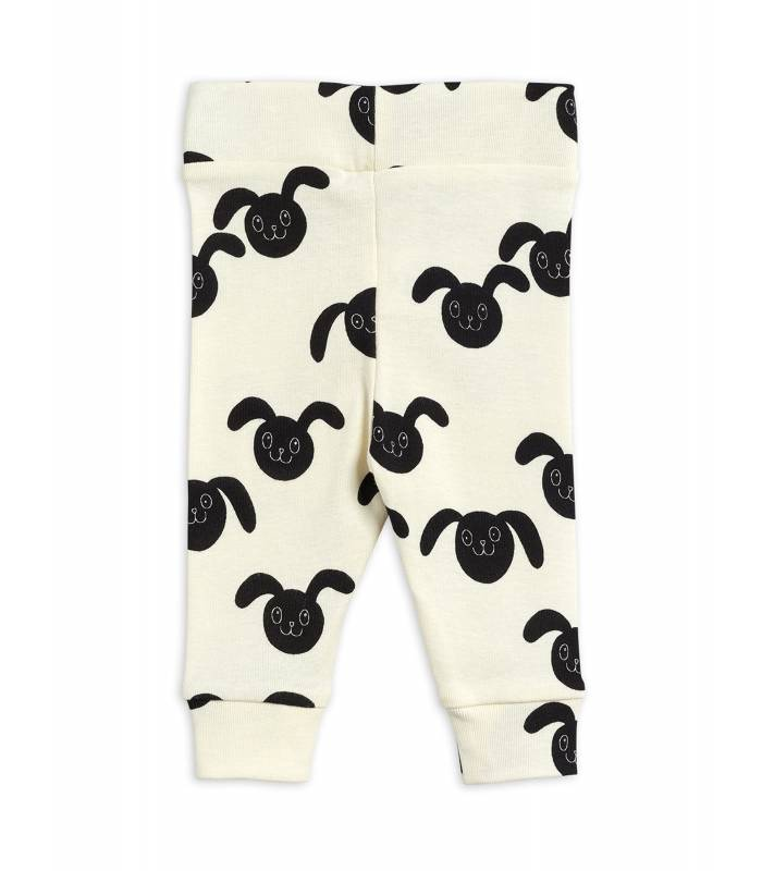 Mini Rodini Rabbit Newborn Leggings
