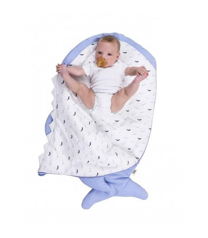 BABYBITES BABY SHARK FOOTMUFF