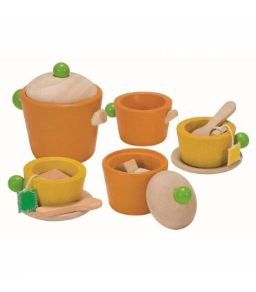 PlanToys Tea Set