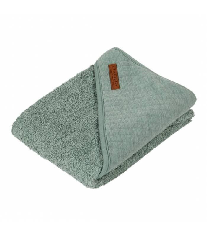 LITTLE DUTCH Hooded Towel