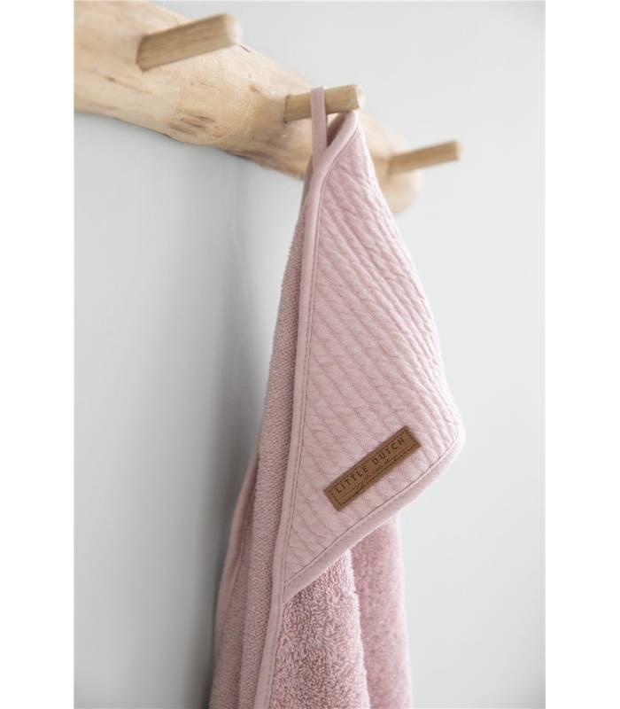 LITTLE DUTCH Hooded Towel