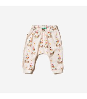 LITTLE GREEN RADICALS Flying High Jelly Bean Joggers