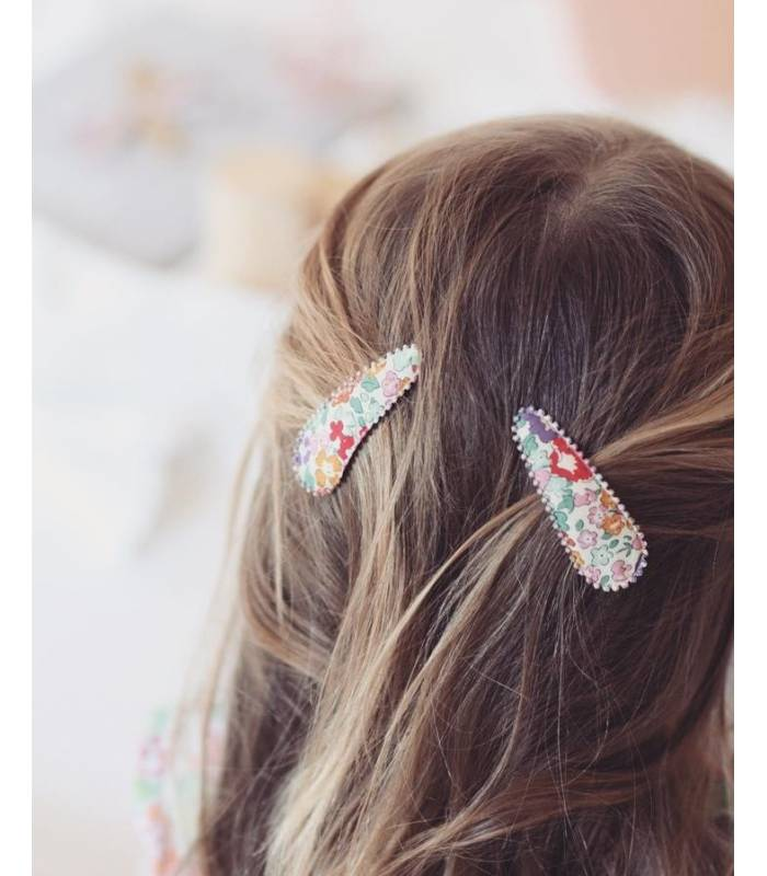 Evie Hair Clips // Josie Joan's