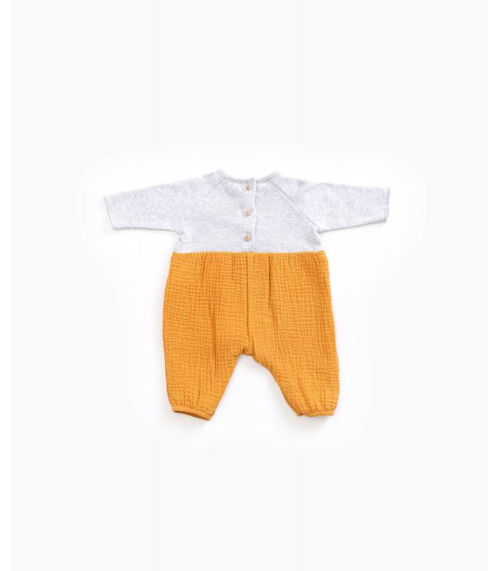 PLAY UP Jumpsuit in organic cotton