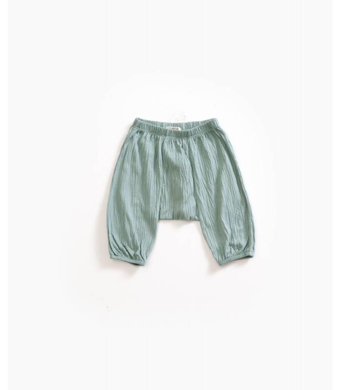 PLAY UP Pantalón con cintura elástica