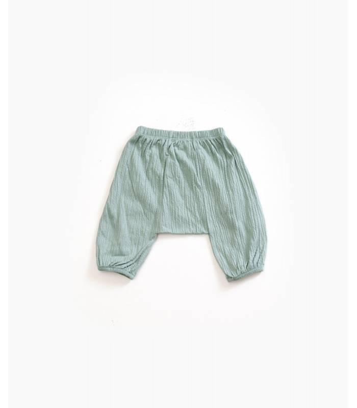 PLAY UP Calça com cintura elástica