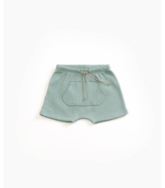 PLAY UP Kangaroo pocket shorts