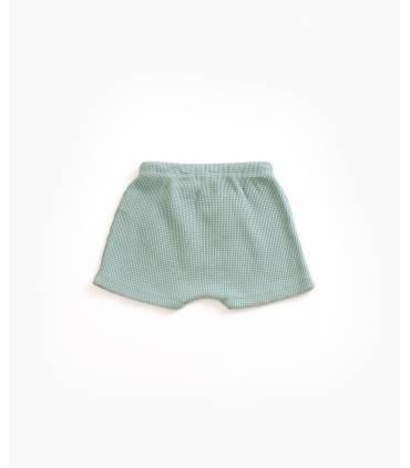 Pantalón corto de algodón...