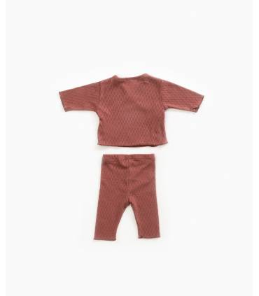 Organic cotton set | Play up