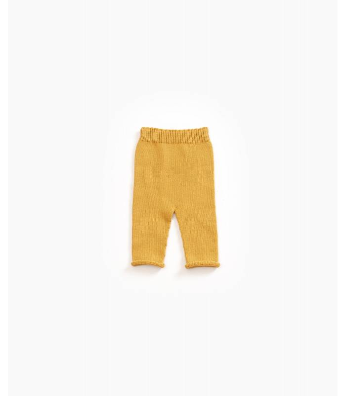 PLAY UP Organic cotton trousers