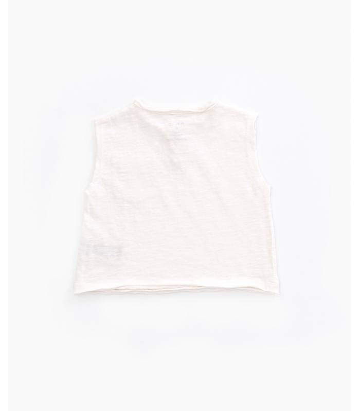 PLAY UP Organic cotton tank top