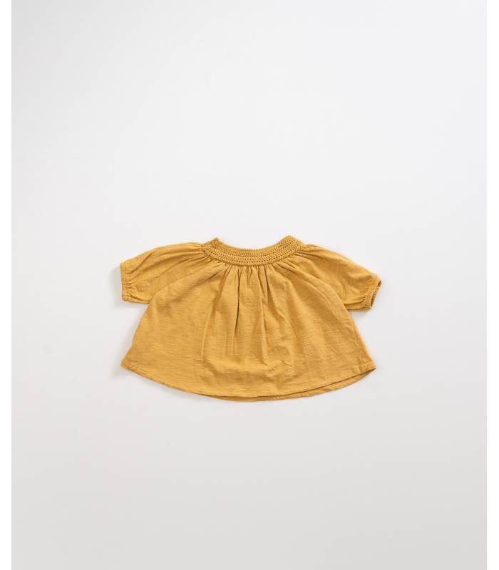 PLAY UP Camisola de algodão orgânico
