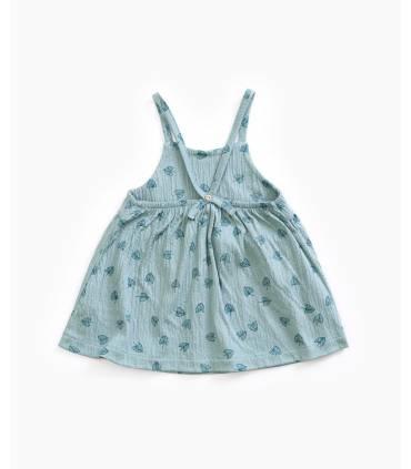 Organic cotton tank dress |...